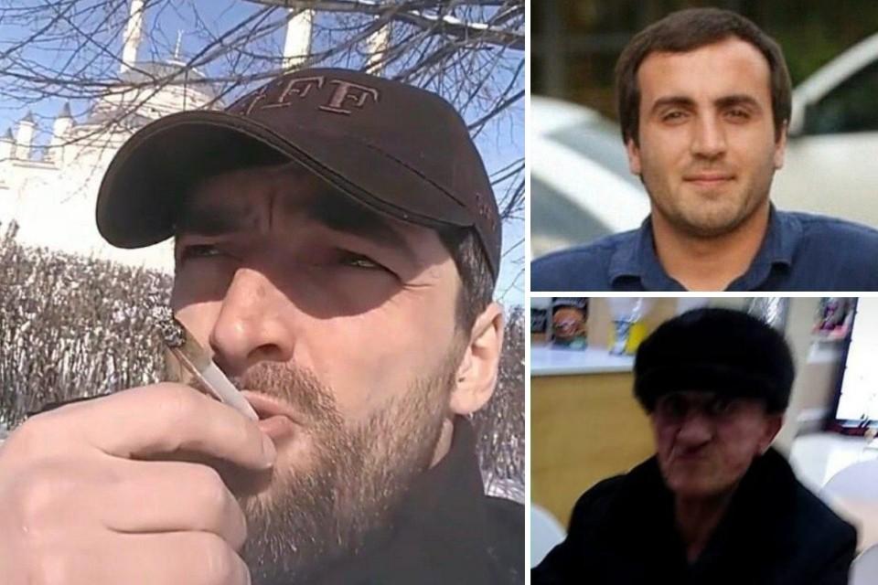 Нилан, Сеидайдин и 62-летний Хаким в последний раз выходили на связь 10 февраля