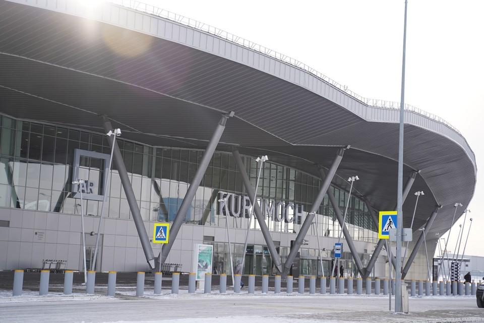 До июня самолеты из Самары в Москву будут летать четыре раза в неделю, потом - ежедневно