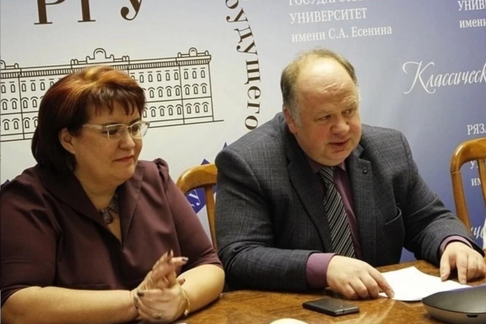 Фото: РГУ имени Есенина.