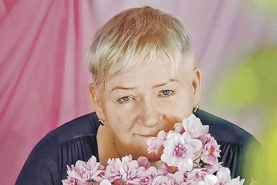 Наталия Веденина. Фото: Личный архив.