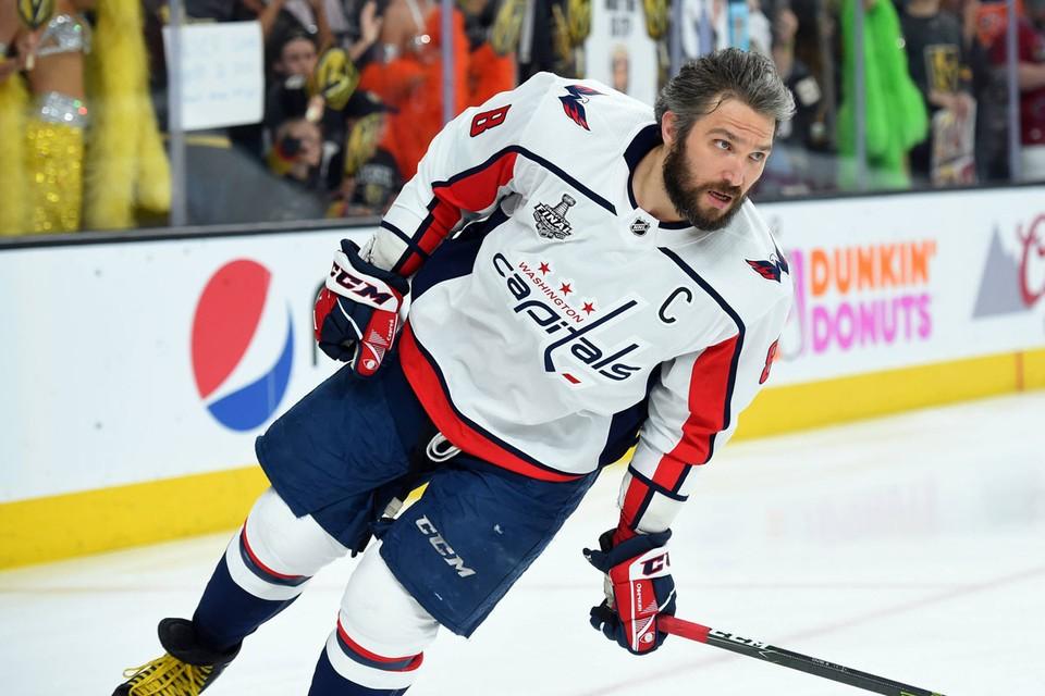 Александр Овечкин продолжает оставаться главным ньюсмейкером в североамериканском хоккее.