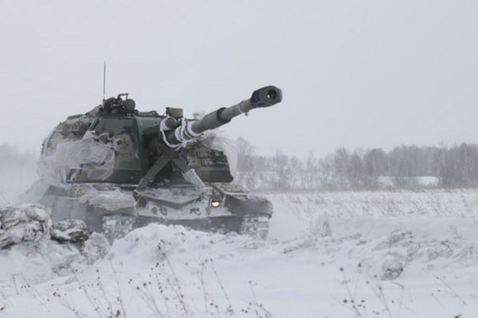 Более 3000 артиллеристов отработают в Кузбассе приемы поражения противника. Фото: Минобороны России
