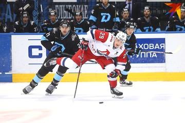 «Динамо» проиграло «Локомотиву» и обновило антирекорды: так много в КХЛ ещё не пропускали