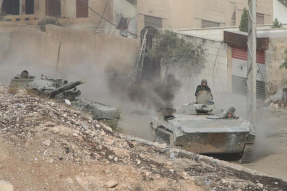 Турция в ответ на гибель 22 своих военных наносит удары по сирийской армии