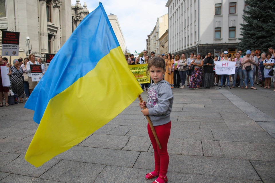 У украинских детей появится возможность учить русский язык в школах.