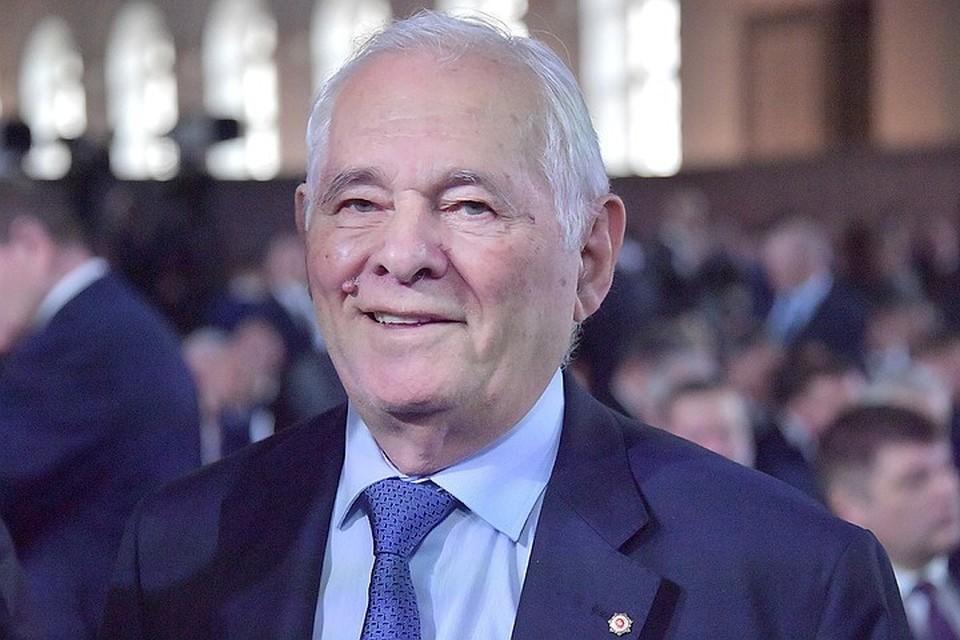 Президент НИИ неотложной детской хирургии и травматологии Леонид Рошаль.