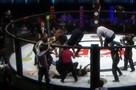 На турнире ММА в Черкесске болельщики толпой избили судью