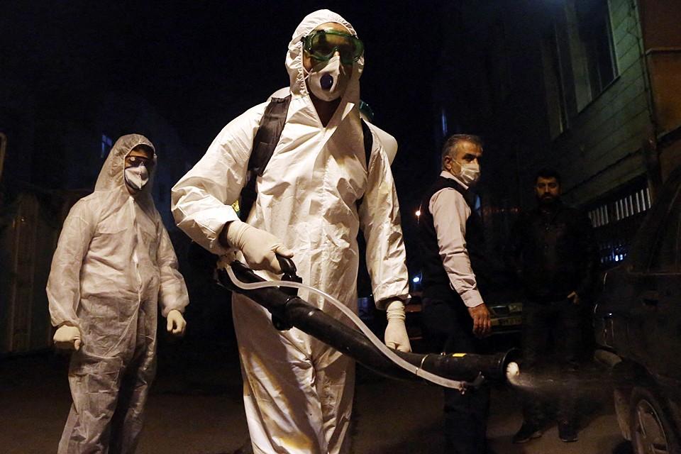 ВОЗ 11 марта официально признала вспышку заболевания пандемией