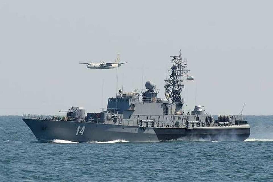 Фото: Facebook / Военно-морских сил ВС Украины