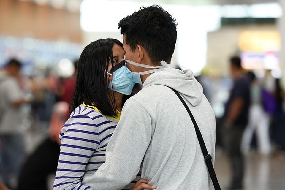 Главное - не паниковать перед коронавирусом.