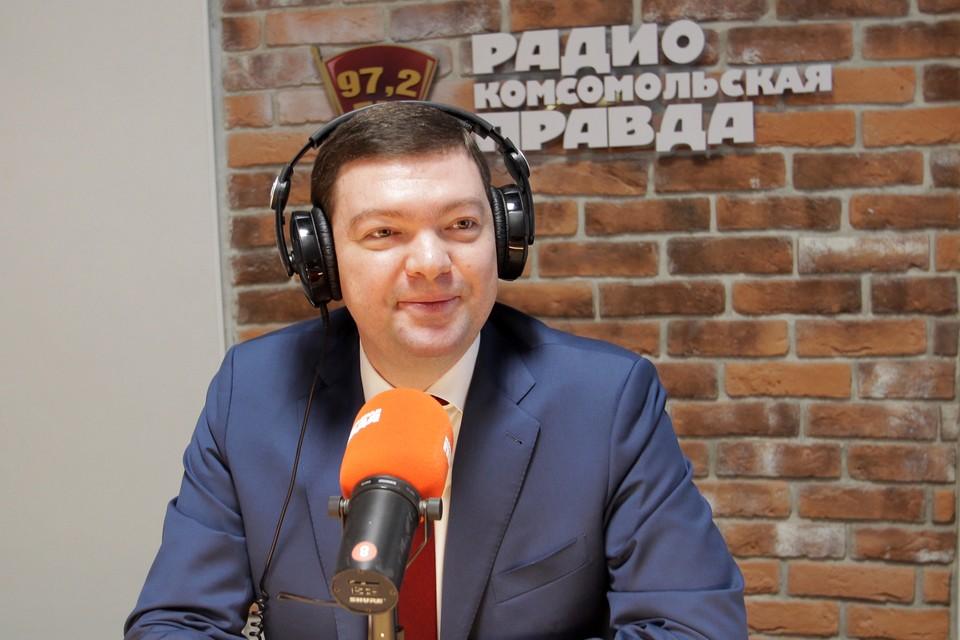 Председатель правления КПК «Столичная сберегательная компания» Максим Савинов.