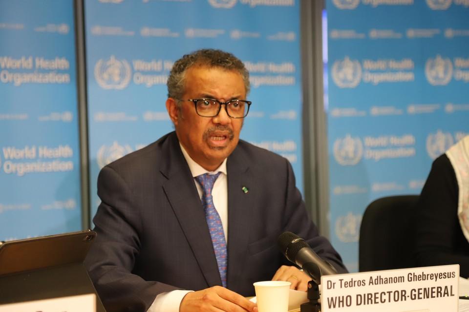 Глава ВОЗ сообщил, что исследователи уже начали проводить первые тесты вакцины против коронавируса