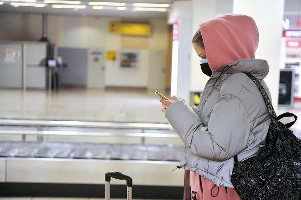 В Новосибирске установлены 63 пассажира, летевшие в самолете с больной коронавирусом. Фото: Алексей Булатова