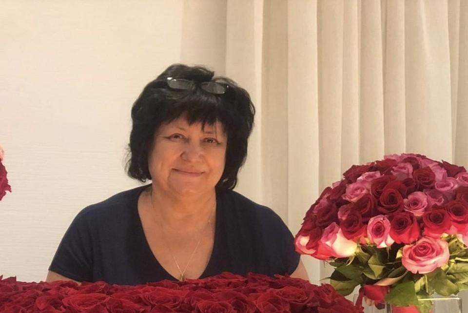 8 марта. Международный женский день Любовь Ковальчук отмечала в Штатах у сына Ильи. Фото: из личного архива Любови Ковальчук
