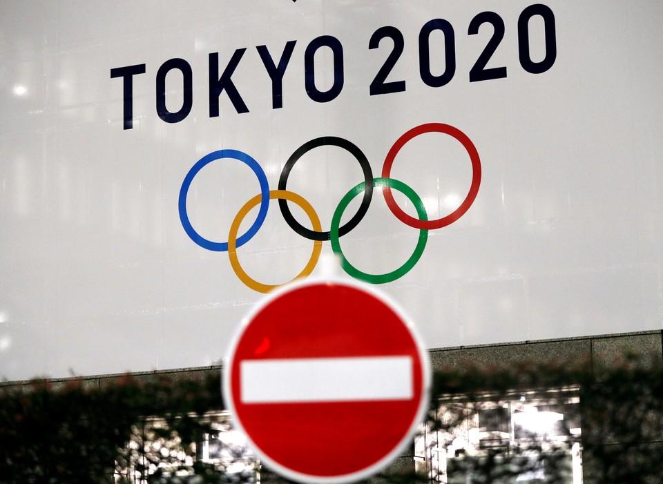 Токийскую Олимпиаду официально отложили на год.