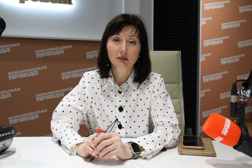 Юлия Бессарабова.