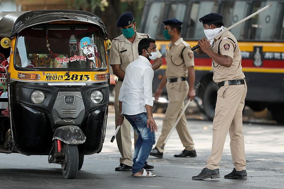 В Индии страшные вещи происходят. Всё началось внезапно, с неделю назад