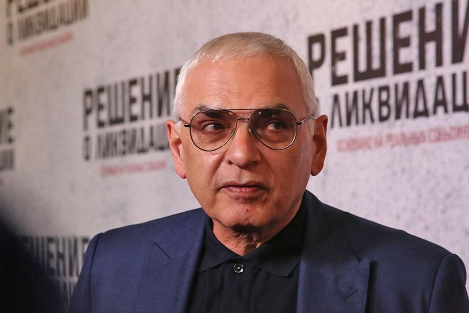Генеральный директор «Мосфильма» Карен Шахназаров