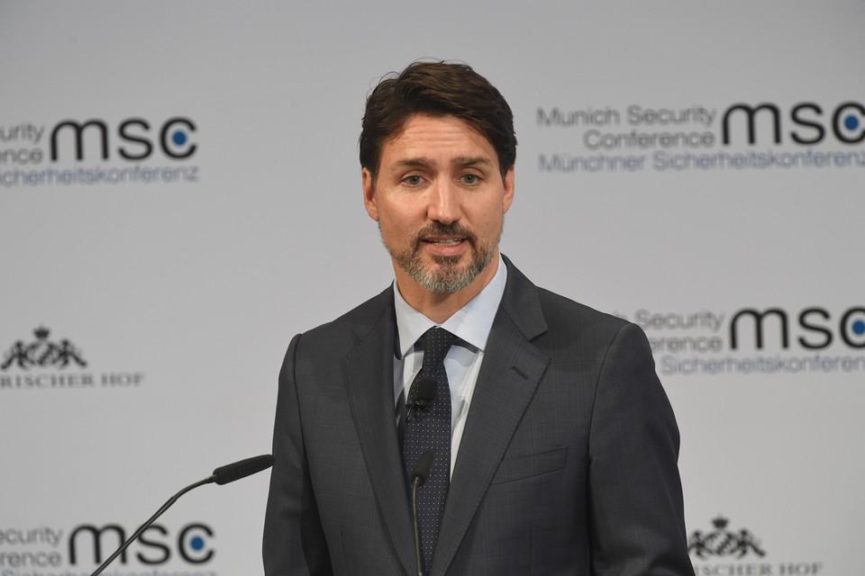Премьер-министр Канады Джастин Трюдо подчеркнул, что между его страной и США - «самая длинная неохраняемая граница в мире, и надо чтобы все так и оставалось»