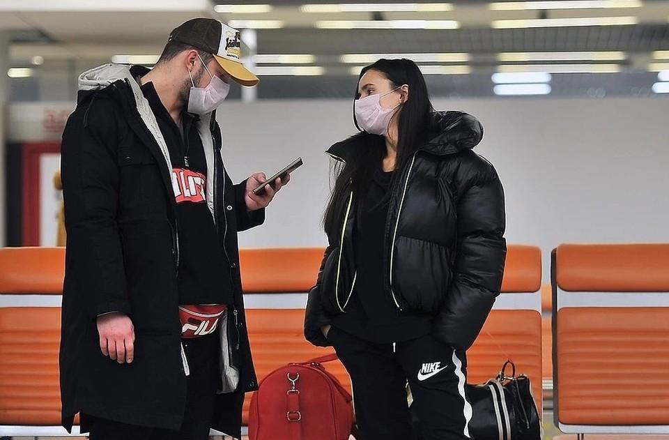 Туристы завезли в Россию коронавирус и заразили коллег и близких