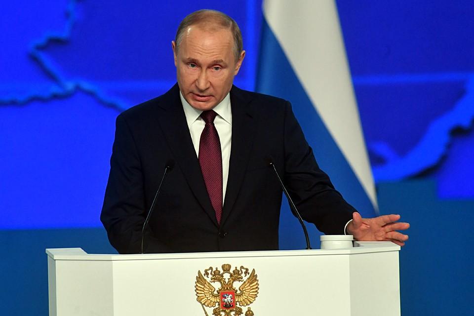 Путин проведет телеконференции со своими полпредами в федеральных округах