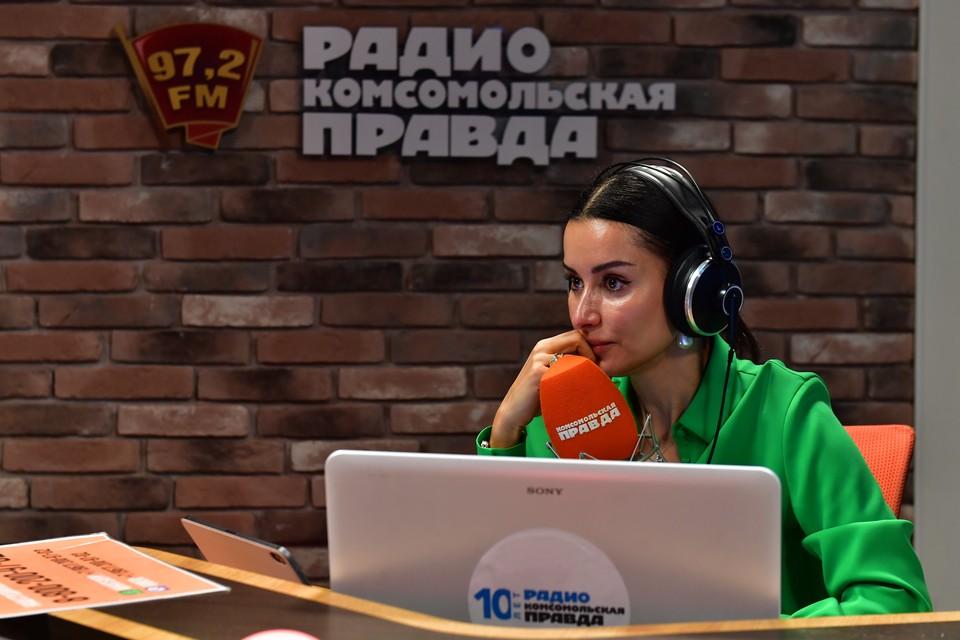 Тина Канделаки ответила на слова Василия Уткина