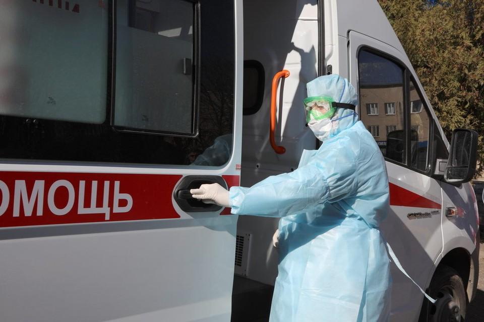 Медсестра нарушила домашний карантин