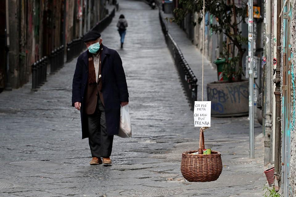 Итальянские бизнесмены в отчаянии