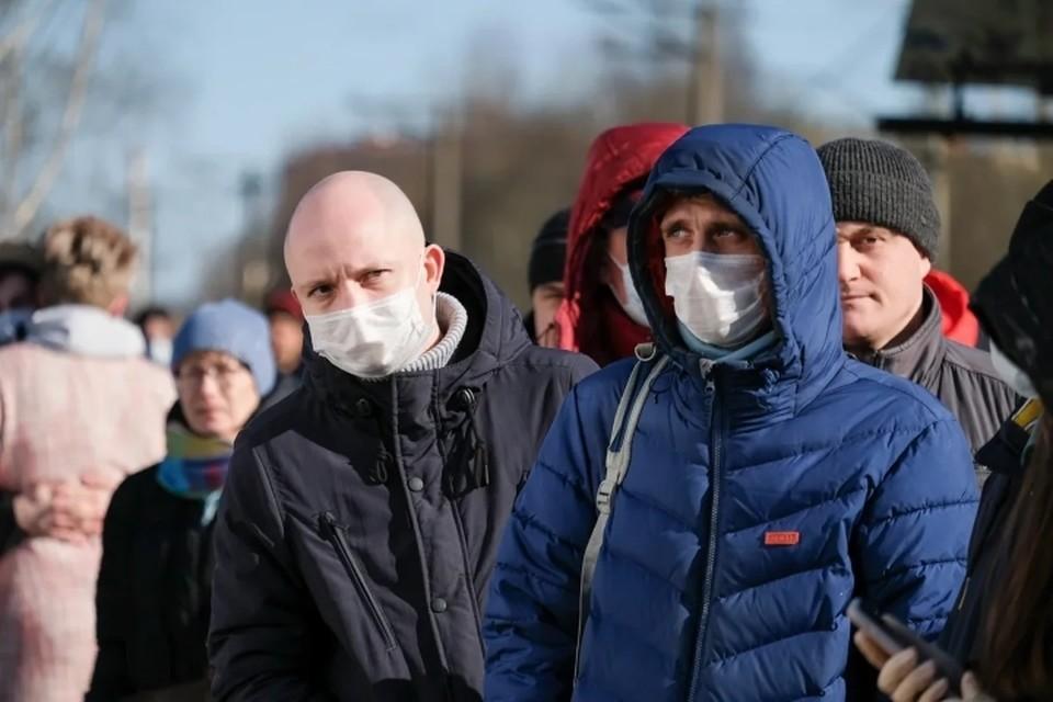 В Петербурге завели еще два уголовных дела о покушении на нарушение санитарно-эпидемиологических правил.