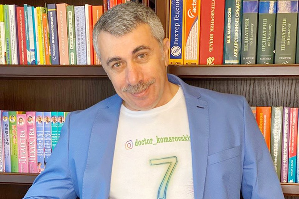 Евгений Комаровский дал инструкции по выживанию в условиях пандемии коронавируса