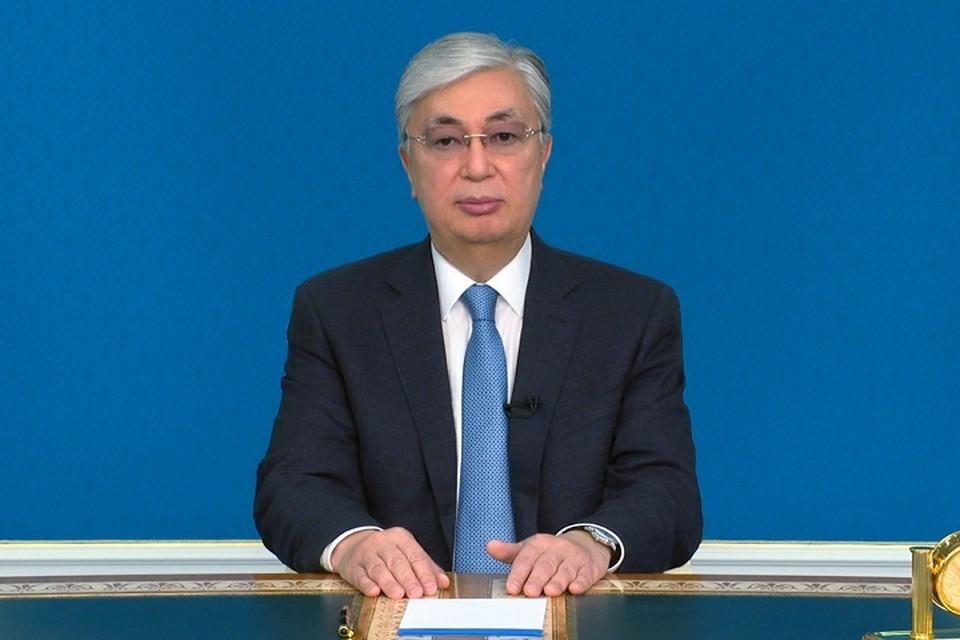 Касым-Жомарт Токаев также поблагодарил всех казахстанцев за понимание, спокойствие и выдержку.