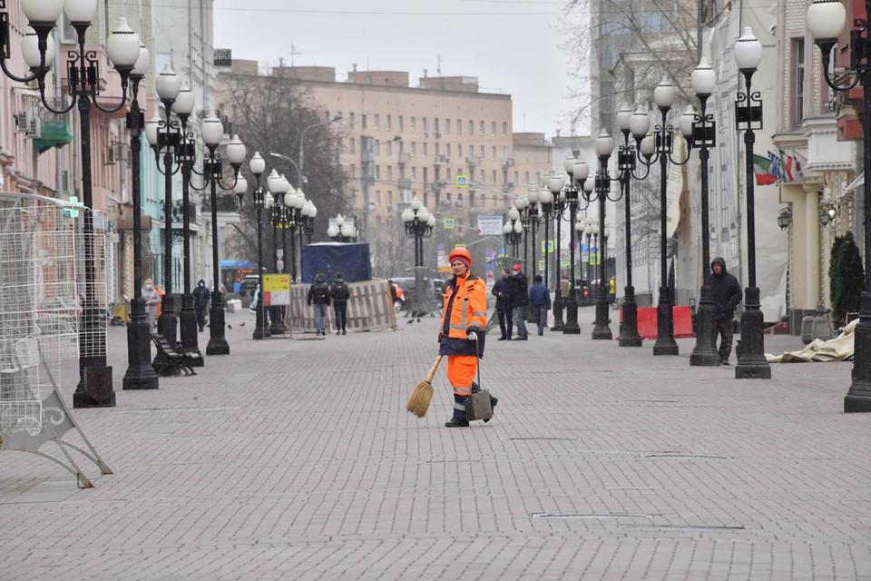 Московская городская дума приняла закон, который предусматривает административную ответственность за нарушение режима самоизоляции.