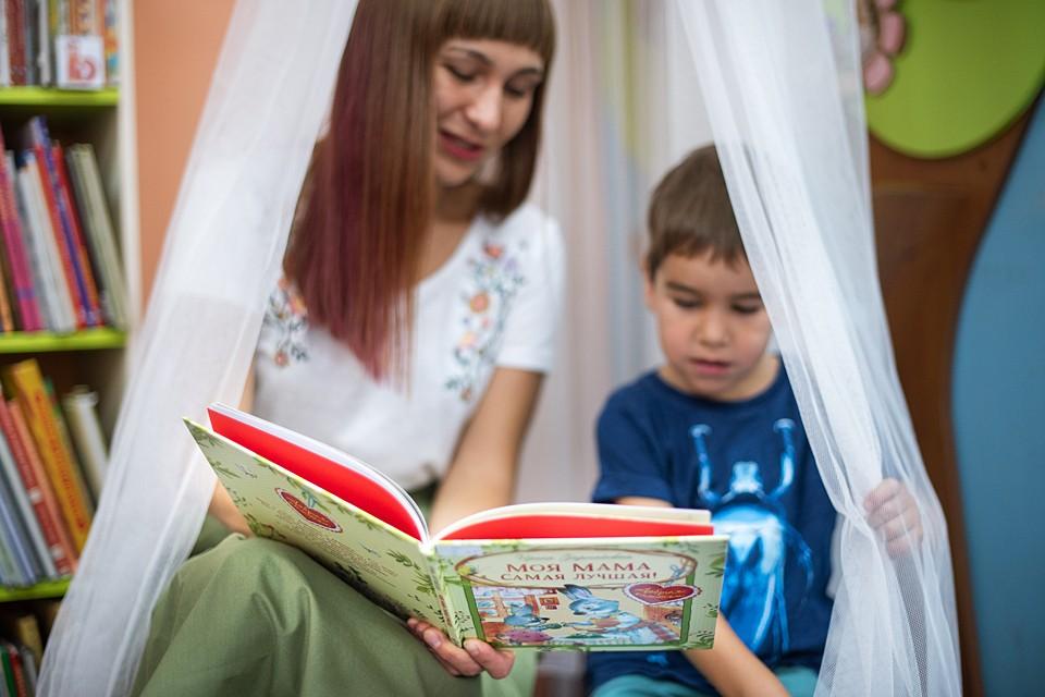 Книги сегодня – важный элемент семейного досуга, наше окно в мир, пока мы находимся на карантине