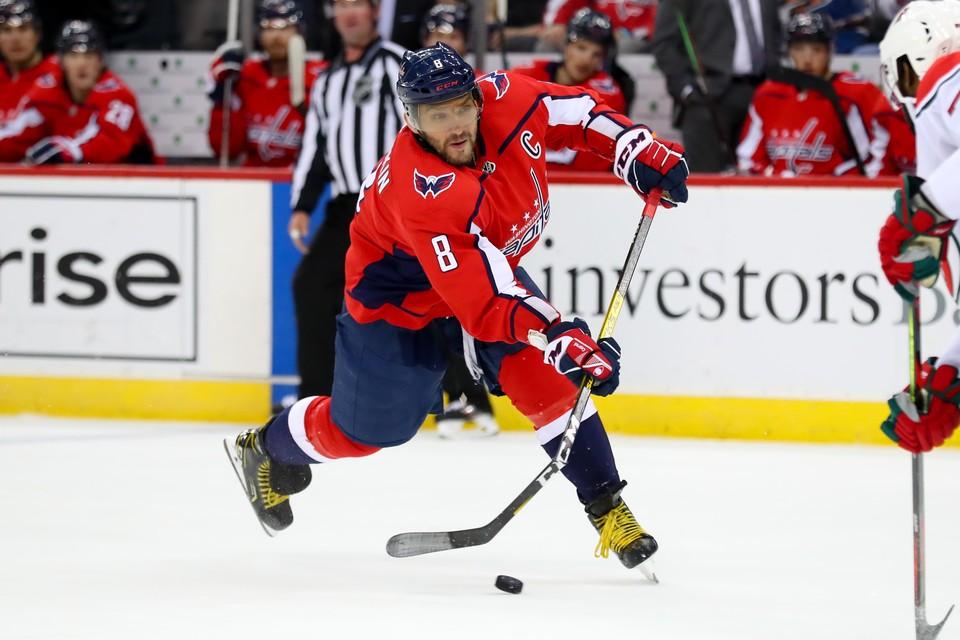 Александр Овечкин рассказал о личном для аудитории НХЛ.