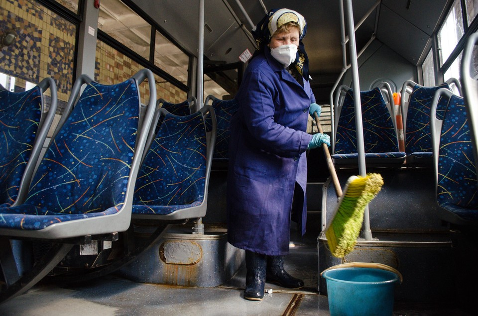 Ситуация с распространением нового коронавируса в России в меньшей степени отразится на строительной сфере и сельском хозяйстве