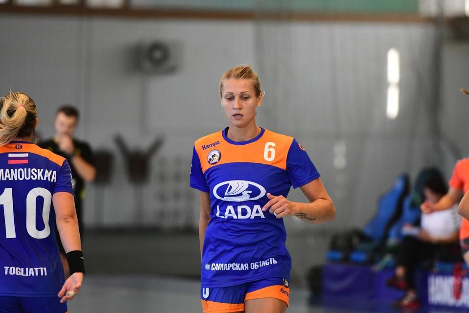 Близнова считает, что команде нужно будет время для подготовки, если сезон решат возобновить. Фото: ГК «Лада».