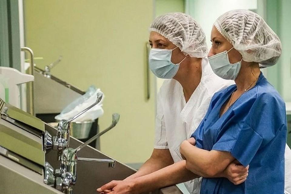 В Подмосковье готовится к открытию инфекционная больница