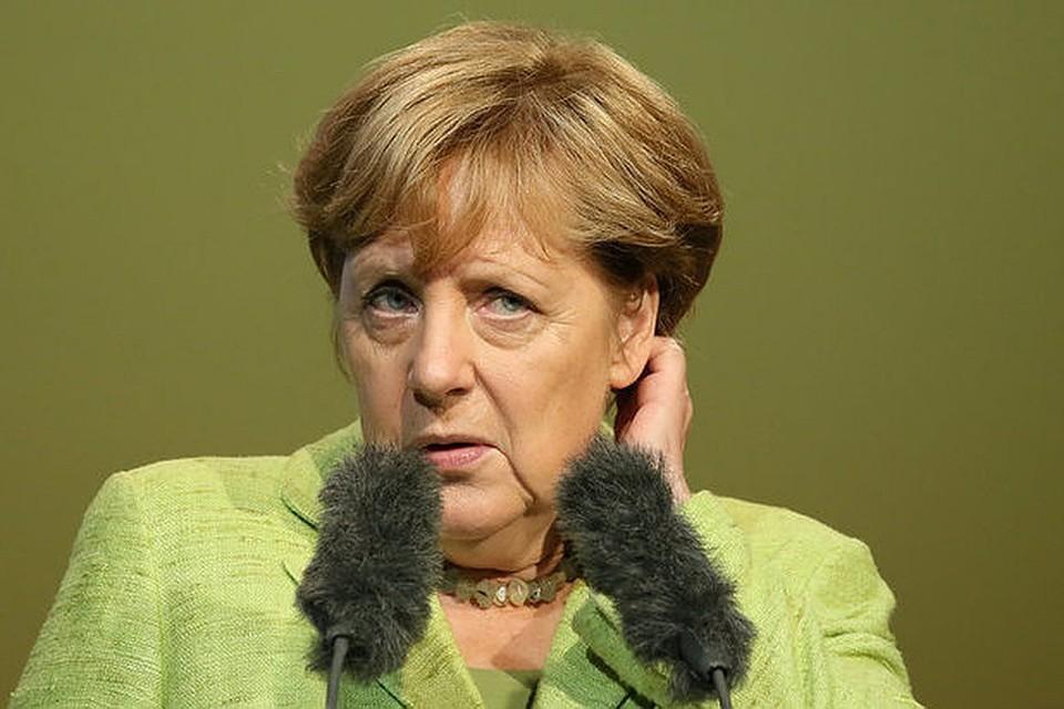 Меркель назвала коронавирус самым серьезным испытанием в истории Евросоюза