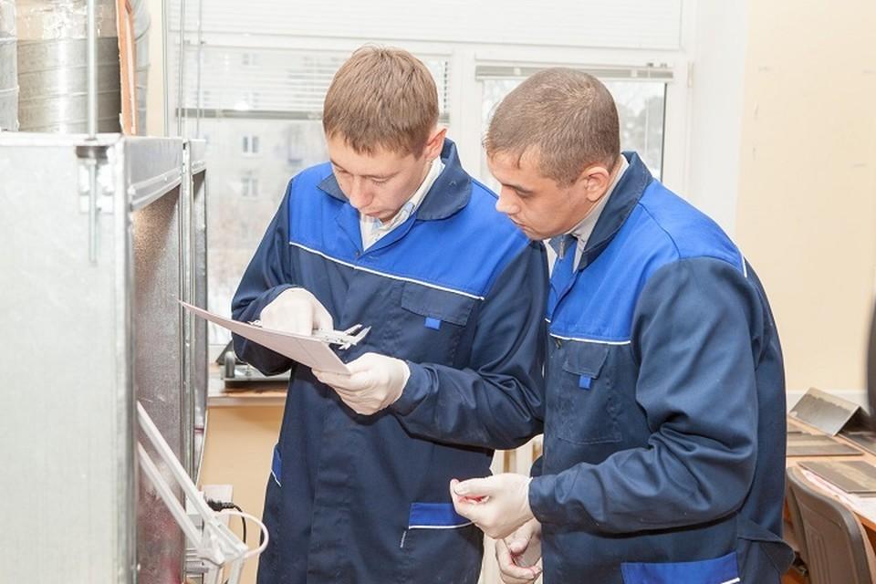 АО «Транснефть – Сибирь» приняло студентов Тюменского нефтепроводного профессионального колледжа для прохождения практики