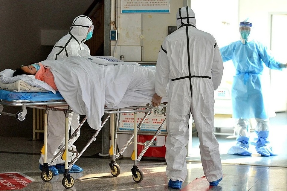 Коронавирус поражает в первую очередь легкие пациента
