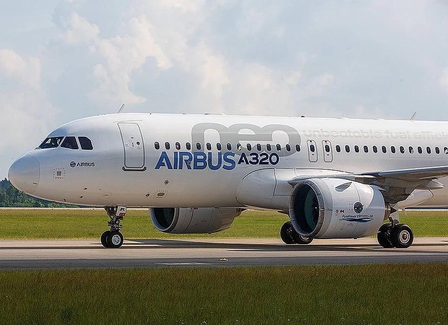 Airbus A320 neo. Фото: imago/R