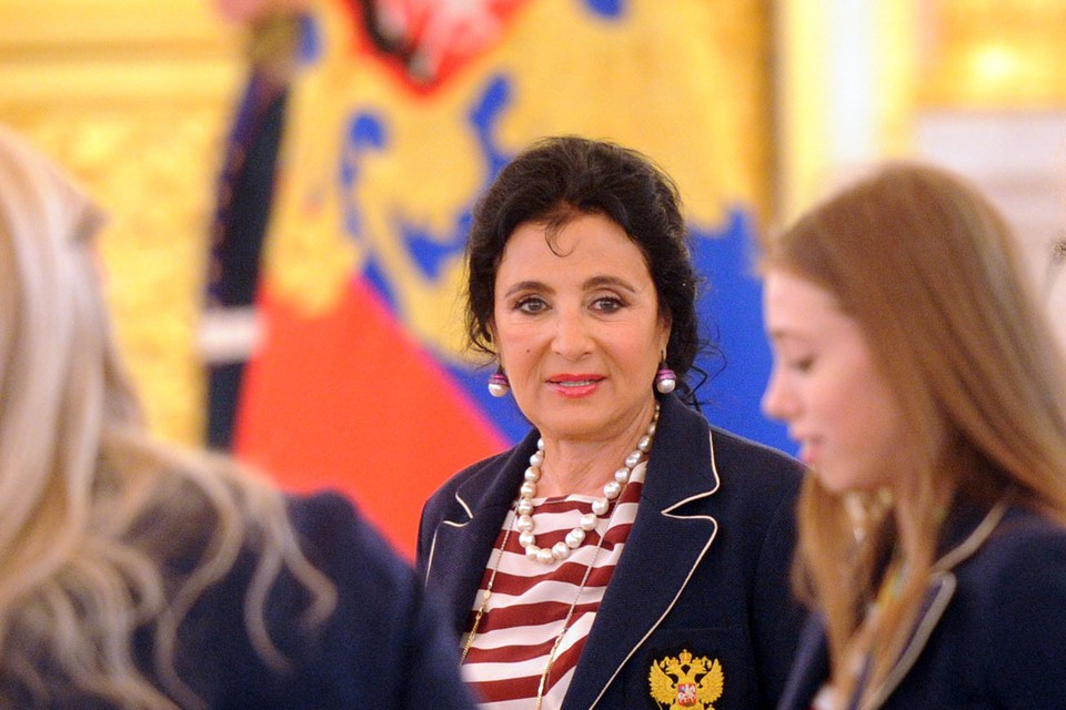 Заслуженный тренера по художественной гимнастике рассказала, как тренируются спортсменки в условиях карантина