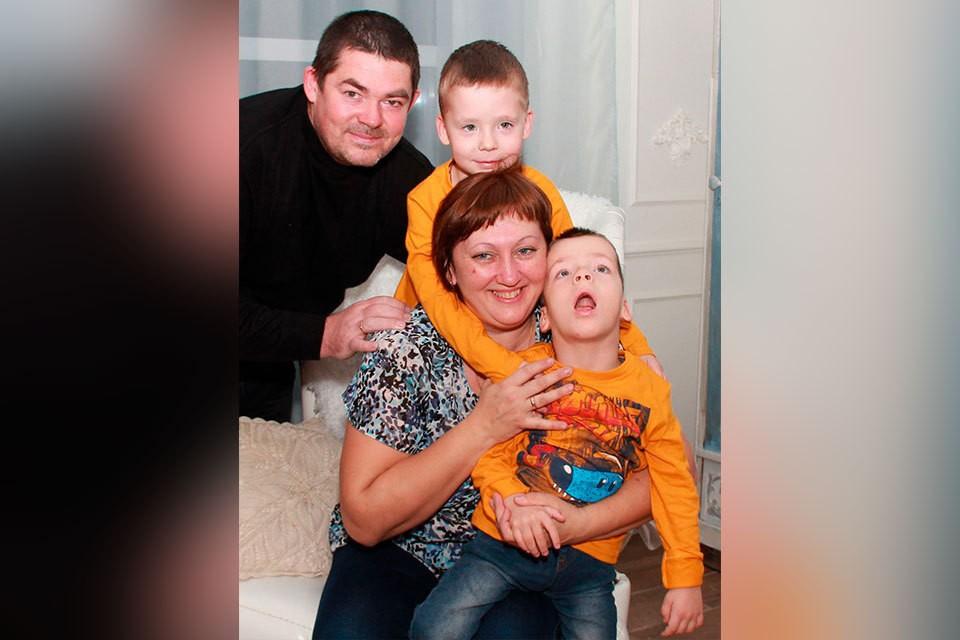 Архип и Ярослав стали долгожданными детьми у пары Клычковых