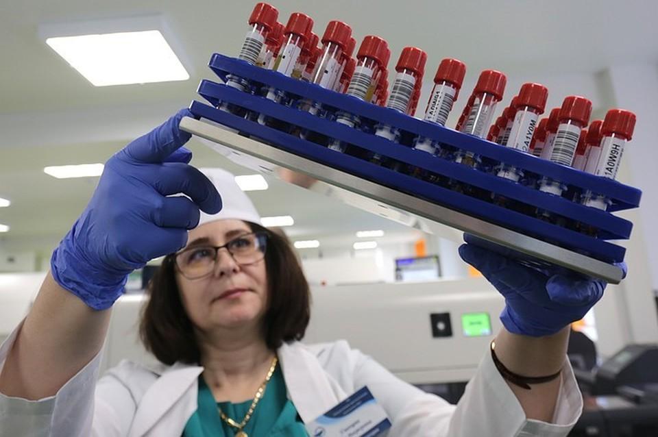 В ближайшие дни будет принят акт, устанавливающий оплату донорам плазмы для лечения коронавируса. Фото: Дмитрий Рогулин/ТАСС