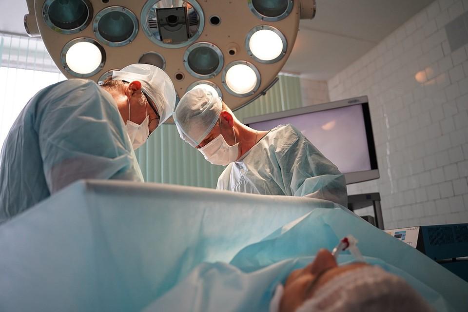 В Самарской области провели первую операцию пациенту с подозрением на  коронавирус