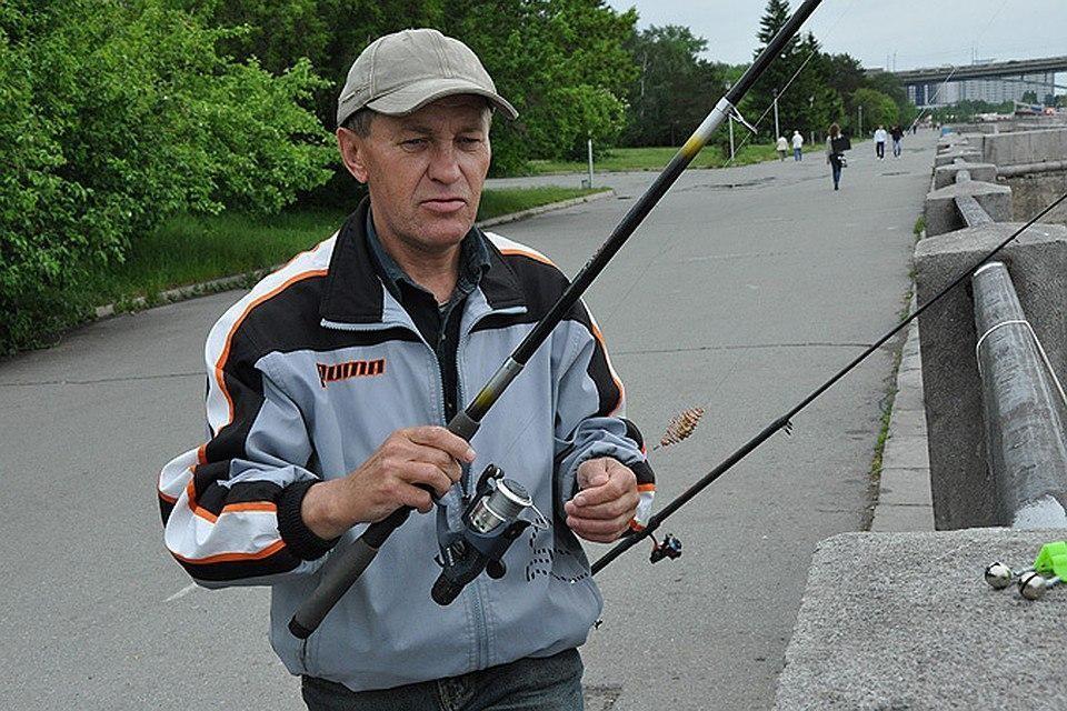 Лишить мужика рыбалки - это посягнуть на святое!