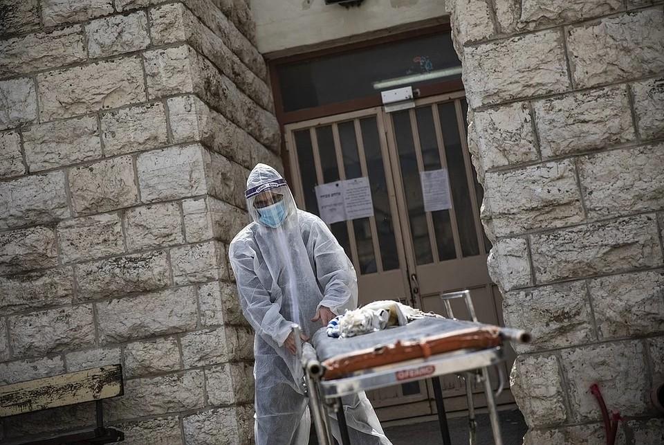 Больше всего погибших от коронавируса - в Москве