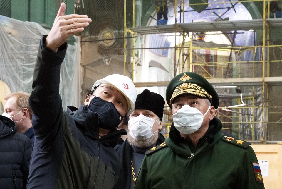 Фото: Вадим Савицкий/пресс-служба Минобороны РФ/ТАСС