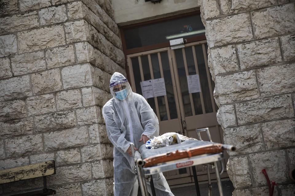 В России зафиксировано 60 летальных исходов среди заражённых коронавирусом за минувшие сутки