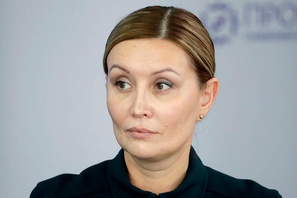 Генеральный директор Агентства стратегических инициатив Светлана Чупшева. ФотоМихаил Метцель/ТАСС